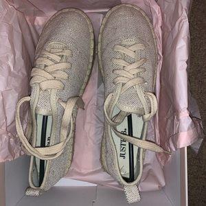 5.5 espadrille sneakers